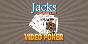 jacks or better