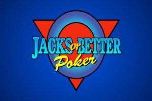jacks or better poker